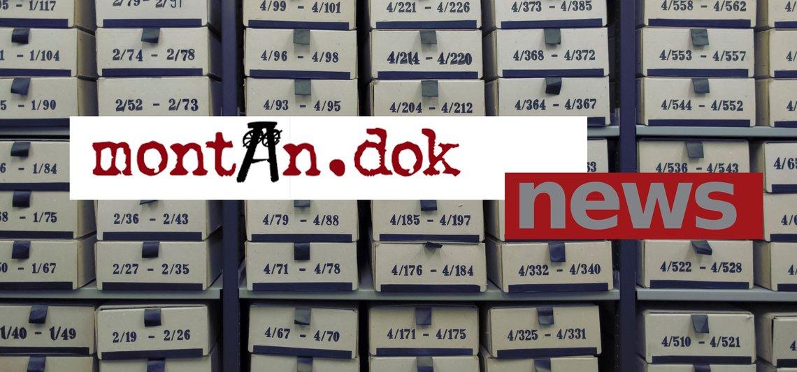 Zweites Heft der montan.dok news 2019 erschienen Deutsches